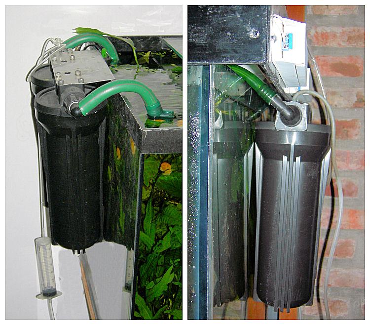 Sadelplata filtro basado en soportes para cartuchos for Filtro para pecera